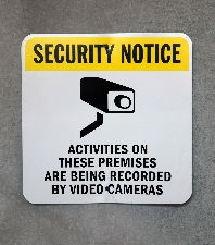 security-notice-cameras-recording